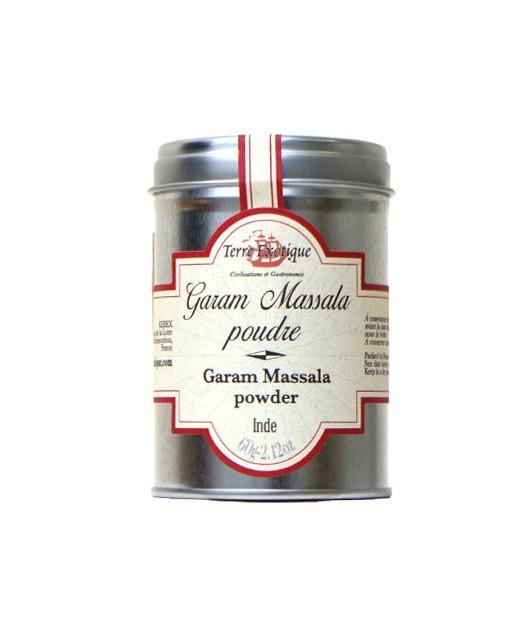 Garam Masala blend - Terre Exotique
