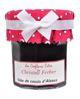 Black Currant jelly  - Christine Ferber