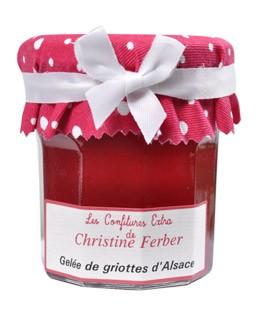 Morello Cherry jelly  - Christine Ferber