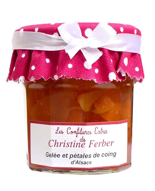 Quince Jelly with pieces - Christine Ferber