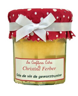Gewurztraminer Wine Jelly - Christine Ferber