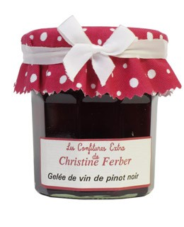 Wine pinot noir jelly - Christine Ferber