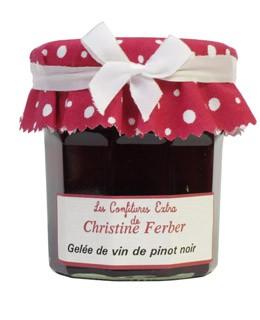 Wine pinot noir jelly - Christine Ferber
