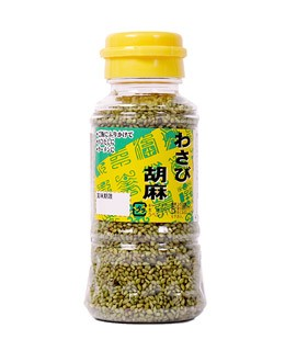 Roasted sesame seeds with wasabi - Toho Shokuhin