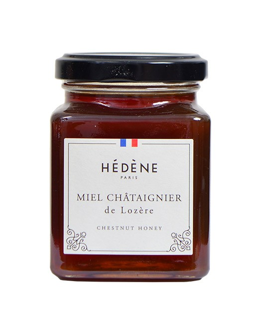 Chestnut honey from Lozère - Hédène