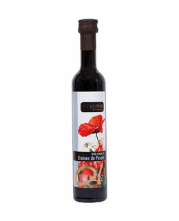 Grey poppy seeds oil - Argania Selection