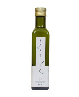 Olive oil with basil - Libeluile