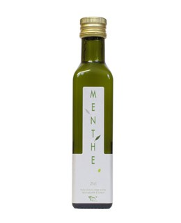 Olive oil with mint - Libeluile