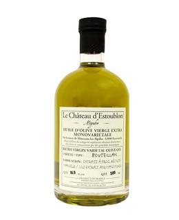 Extra virgin olive oil -  Bouteillan 100% - Château d'Estoublon