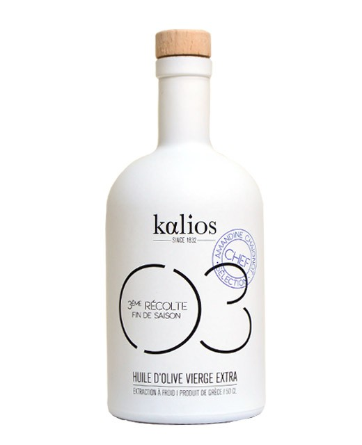 Extra virgin olive oil - Smoothness - Kalios