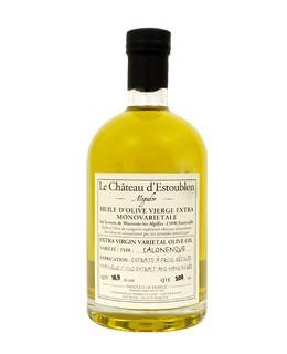 Extra virgin olive oil -  Salonenque 100% - Château d'Estoublon