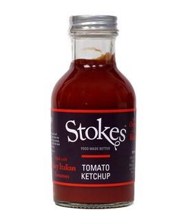Real Tomato Ketchup - Stokes