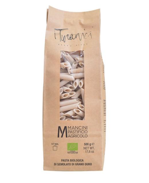 Organic Turanici Penne Lisce - Mancini