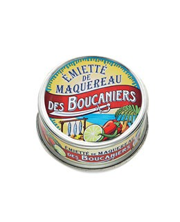 Mackerel pieces - Buccaneers style - La Belle-Iloise
