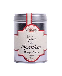 Spéculoos spice mix - Terre Exotique