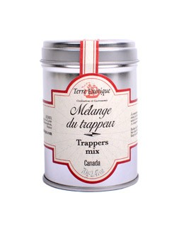 Trapper spice mix - Terre Exotique
