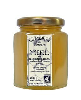 Organic Rhododendron Honey - Miellerie du Bousquet