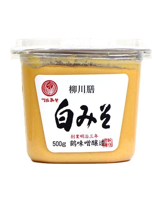 White miso - shiro miso - Umami