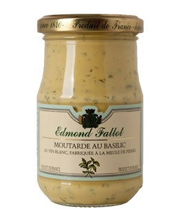 Mustard with Basil - Fallot