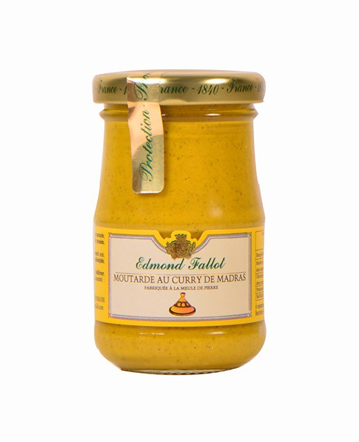 Mustard with Madras curry - Fallot