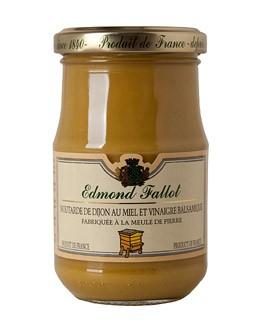 Dijon Mustard with Honey and Balsamic Vinegar - Fallot
