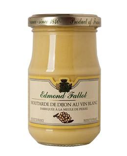 Dijon Mustard with White Wine - Fallot