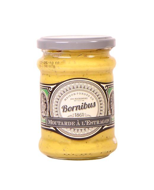 Mustard with tarragon - Bornibus