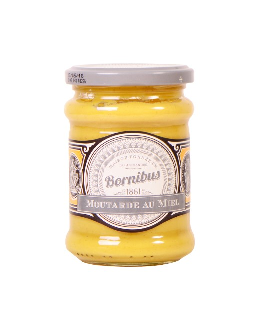 Mustard with honey - Bornibus