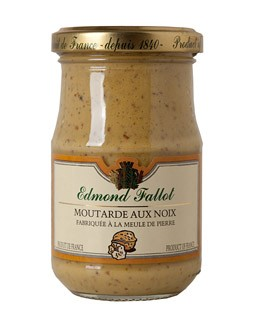 Mustard with Nuts - Fallot