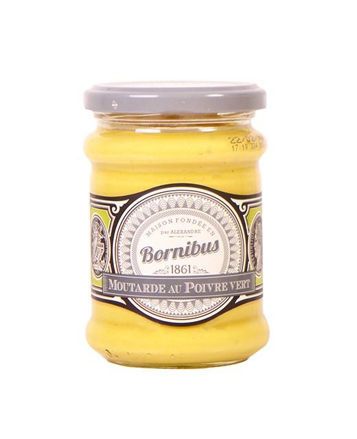 Mustard with green pepper - Bornibus