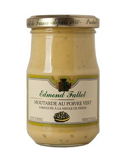 Mustard with Green Pepper - Fallot