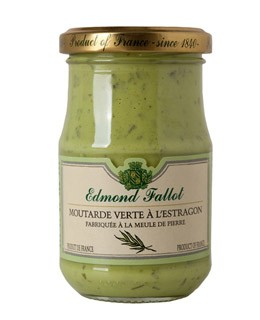 Green Mustard with Tarragon - Fallot