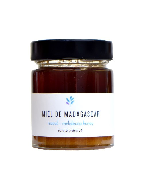 Niaouli honey from Madagascar - Compagnie du Miel