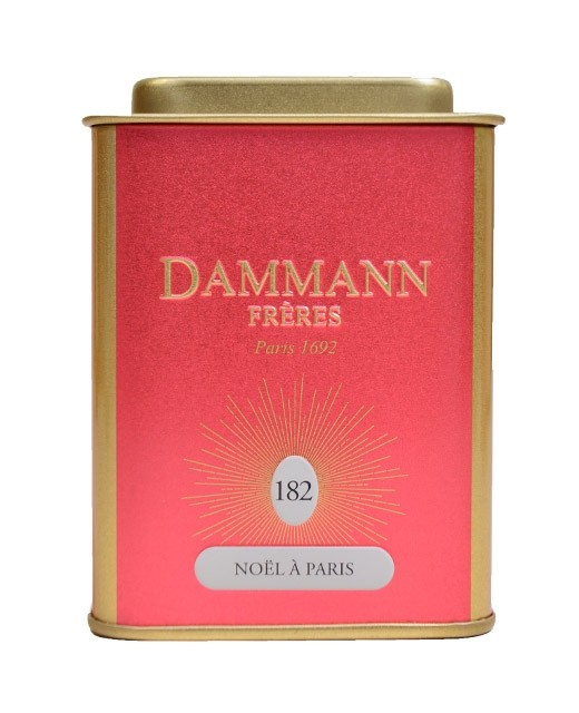 Noël à Paris - Christmas Tea - Dammann Frères
