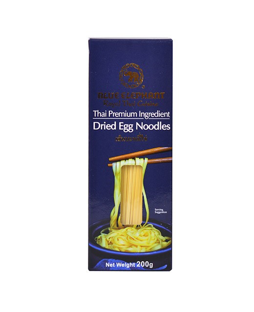 Egg noodles - Blue Elephant