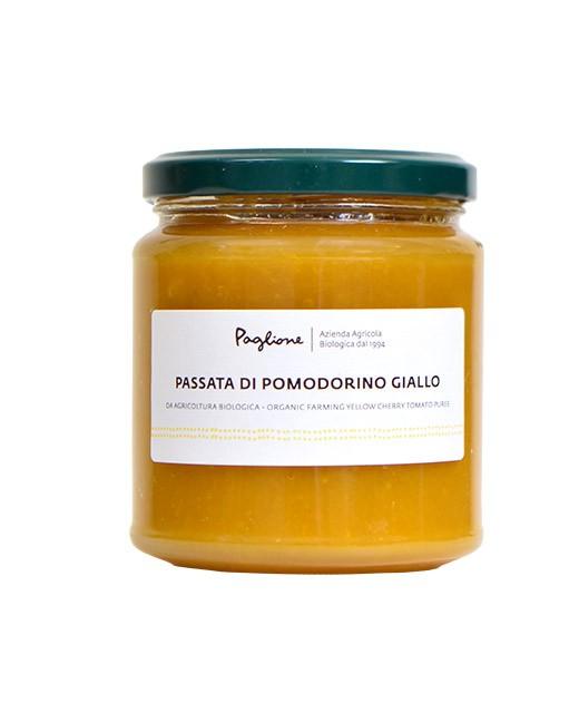 Passata contadina - Yellow tomato sauce - Paglione