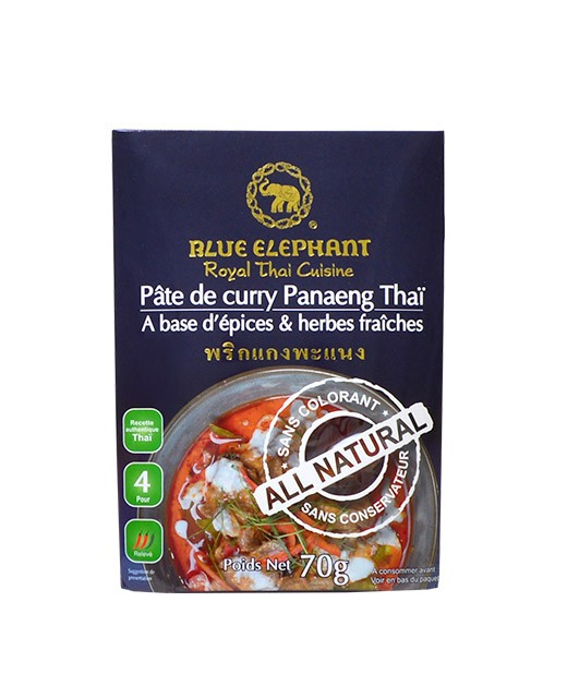 Panang curry paste - Blue Elephant
