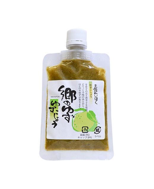Yuzu bark and green chili pepper paste - Ja Tosa Reihoku