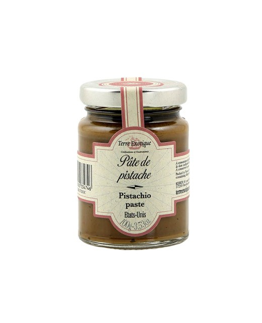 Pâte de pistache - Terre Exotique