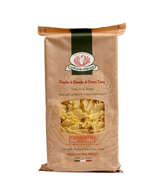 Taccozzette pasta - Rustichella d'Abruzzo