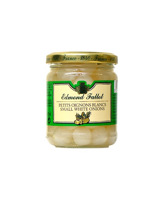 Small white onions - Fallot
