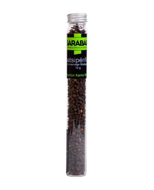 Voatsiperifery wild Pepper - Sarabar
