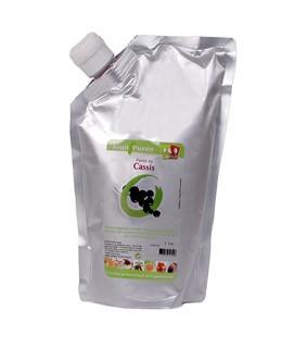 Blackcurrant puree - Capfruit