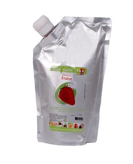 Strawberry puree - Capfruit