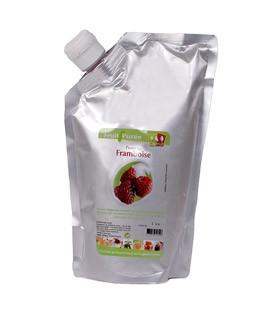 Raspberry puree - Capfruit