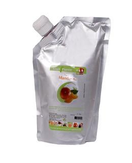 Mandarin puree - Capfruit