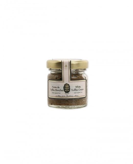 White truffle puree - tuber magnatum pico  - Maison de la truffe