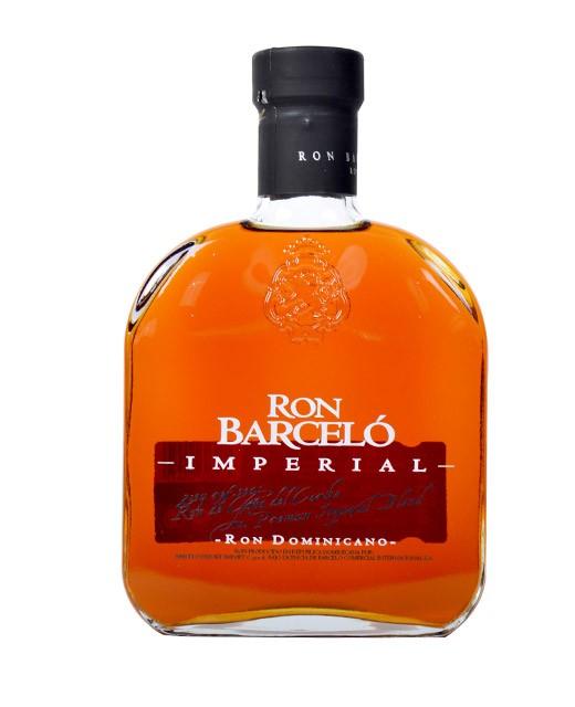 Barcelo Imperial rum - Barcelo