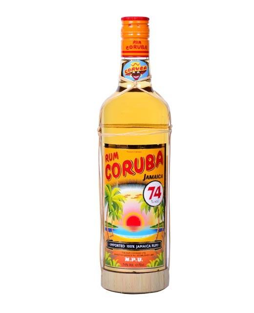Coruba rum NPU 74 ° - Coruba