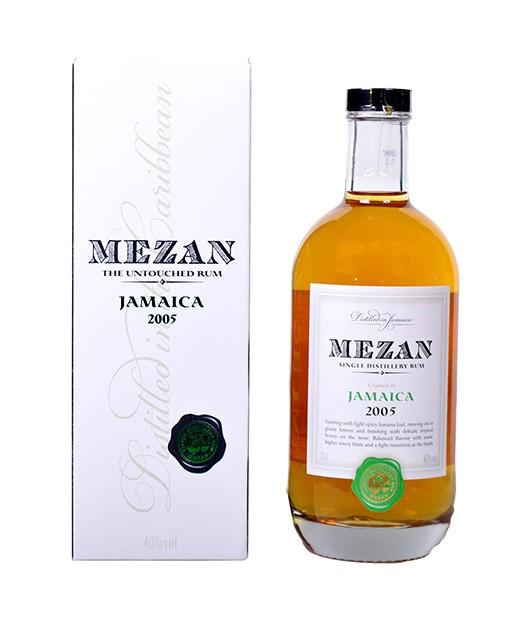 Rhum Jamaica 2005 - Mezan